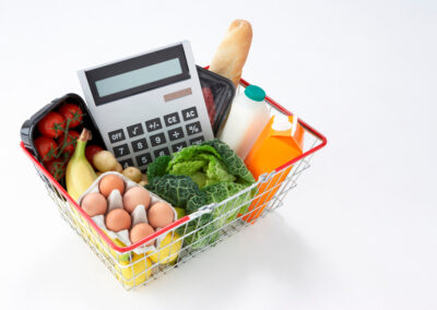 Is food in the UK expensive?