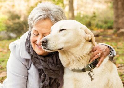 The Importance of Pets to the Aging Population