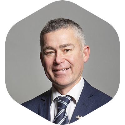 Alan Brown MP