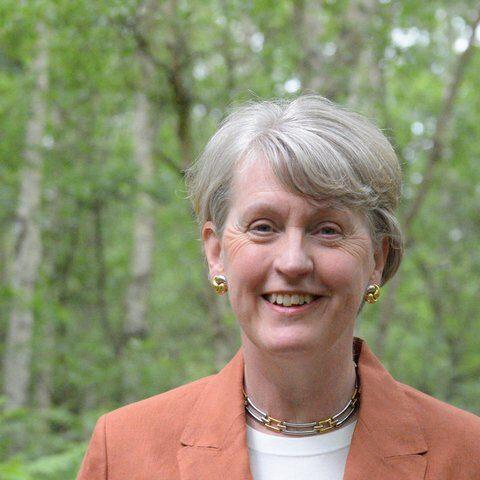 Sarah Hendry CBE
