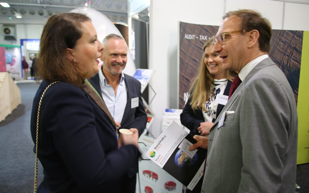 RPG attends the 88th National Fruit Show